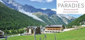 PARADIES Pure Mountain Resort