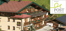 Natur- - Alpinhotel POST