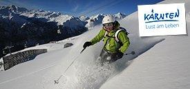 Kärntens höchste Skigebiete